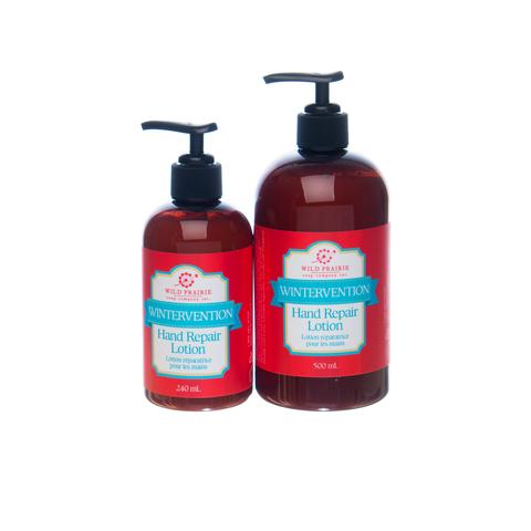 Wild Prairie Wintervention Hand Repair Lotion