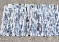 Cotton Denim Rag Rugs