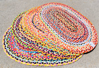 Oval Braid Rug