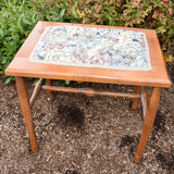 Antique Dressing Table Ottoman