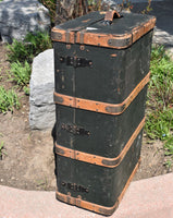 Antique Wooden Steamtrunk