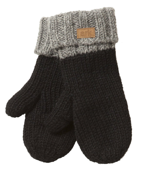 Ark Wool Texting Mitts