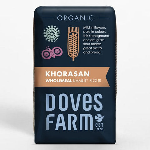 Doves Farm Organic Stoneground KAMUT® Khorasan Wholemeal Flour - Hatton Hill