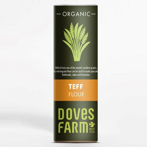 Doves Farm Organic Teff Flour - Hatton Hill