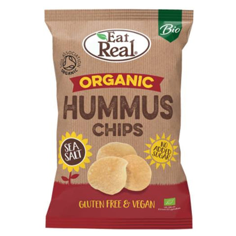 Eat Real Organic Hummus Chips - Hatton Hill