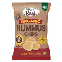 Eat Real Organic Hummus Chips 100g