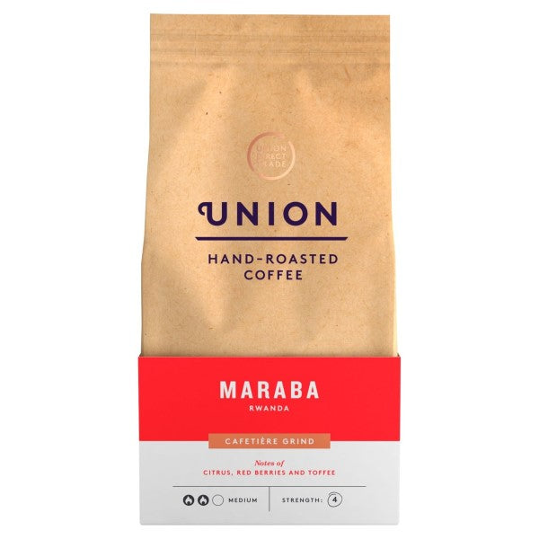 Union Maraba Rwandan Ground Coffee (200g)