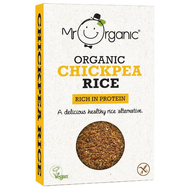 Mr Organic Chickpea Rice (250g)