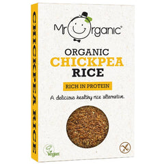 Mr Organic Chickpea Rice (250g) - Hatton Hill
