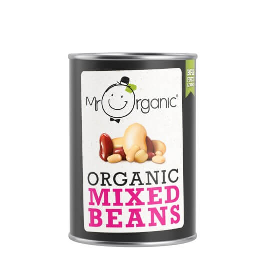 Mr Organic Mixed Beans (400g)