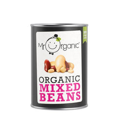 Mr Organic Mixed Beans 400g