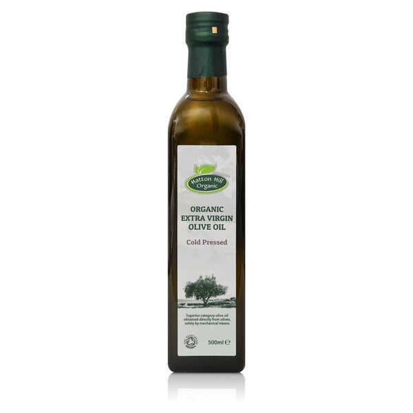 Organic Extra Virgin Olive Oil 500g