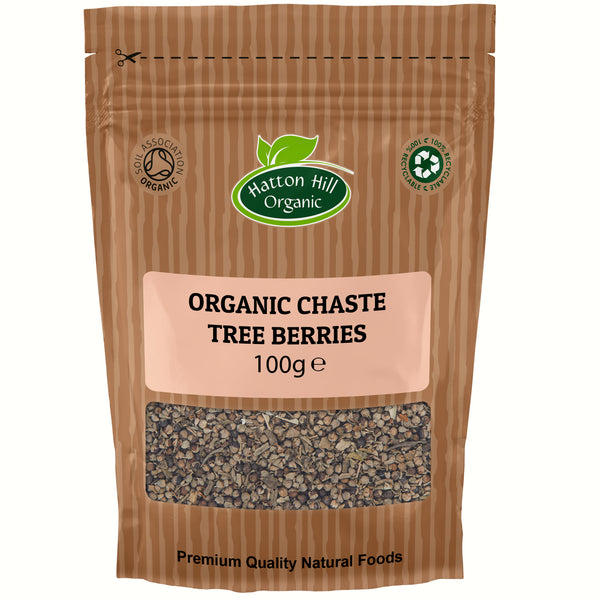 Organic Chaste Tree Berries