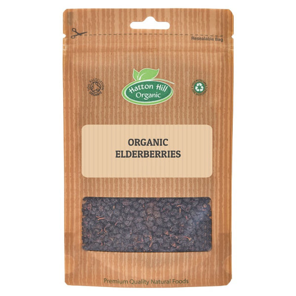 Organic Elderberries