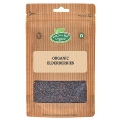 Organic Elderberries - Hatton Hill