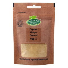 Organic Ginger Ground - Hatton Hill Organic