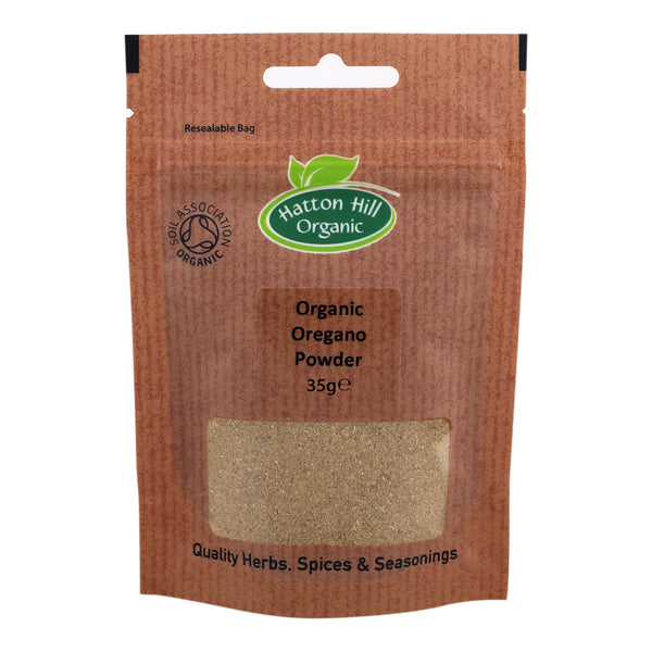 Organic Oregano Ground