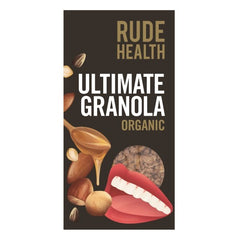 Rude Health Organic Ultimate Granola (400g) - Hatton Hill
