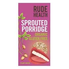 Rude Health Organic Sprouted Porridge Oats (500g)