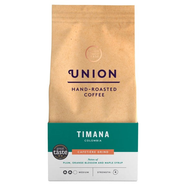 Union Timana Colombian Ground Coffee (200g)