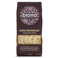 Biona Organic Asia Noodles For Stir Frys (250g) - Hatton Hill