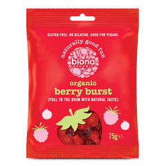 Biona Organic Berry Burst (75g) - Hatton Hill