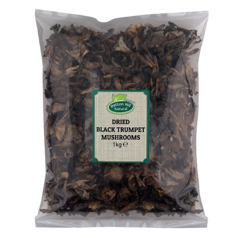 Black Trumpet Mushrooms - Hatton Hill Organic