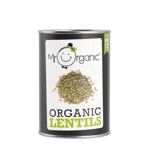 Mr Organic Lentils 400g - Hatton Hill
