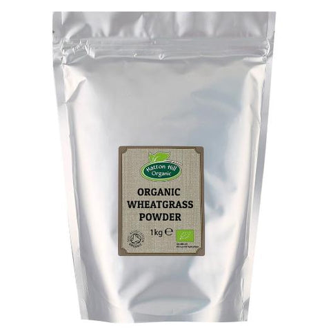 Organic Wheatgrass Powder - Hatton Hill Organic