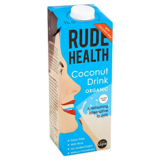 Rude Health Organic Coconut Drink (1L) - Hatton Hill