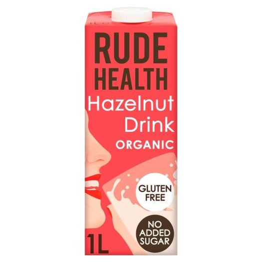 Rude Health Organic Hazelnut Drink 1L