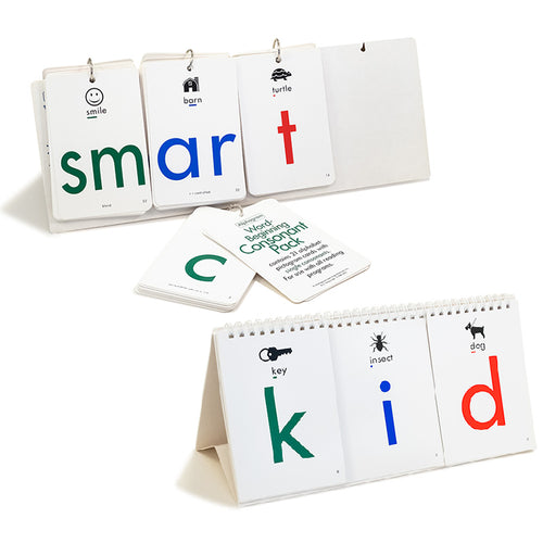 It a Word–or Not? flip book and Word Maker