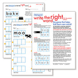 Write the Right Word™ Download Edition