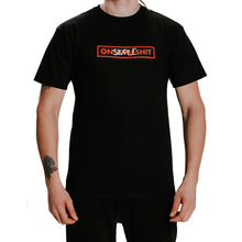 Load image into Gallery viewer, SIMPLE SESSION x OSS Red Print T-Shirt