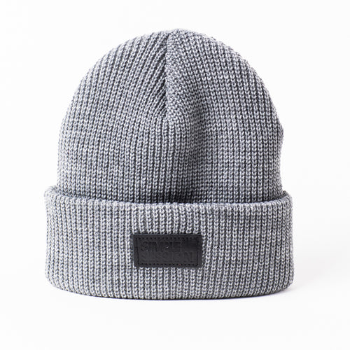 SIMPLE SESSION x ETNIES BEANIE Gray