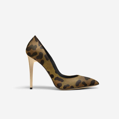 JAGUAR POINT TOE STILETTO PUMP