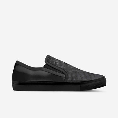 BLACK ALLIGATOR SLIDE