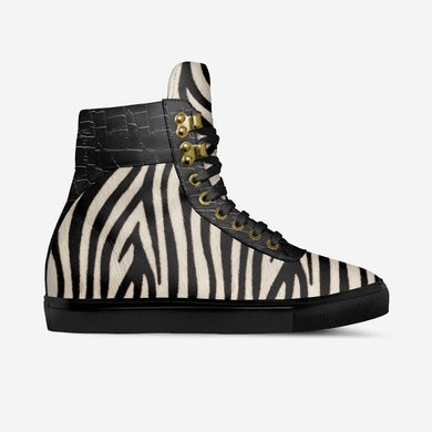 ZEBRA HIGHTOP