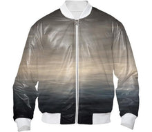 Load image into Gallery viewer, STILL WATERS BOMBER JACKET