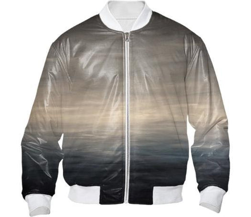 STILL WATERS BOMBER JACKET