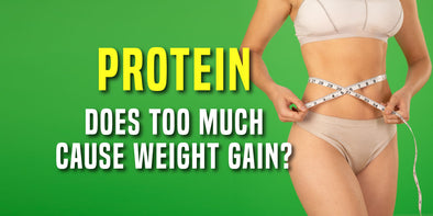 Can Too Much Protein Make You Fat or Gain Unwanted Weight? AGN Roots Grass-Fed Weight