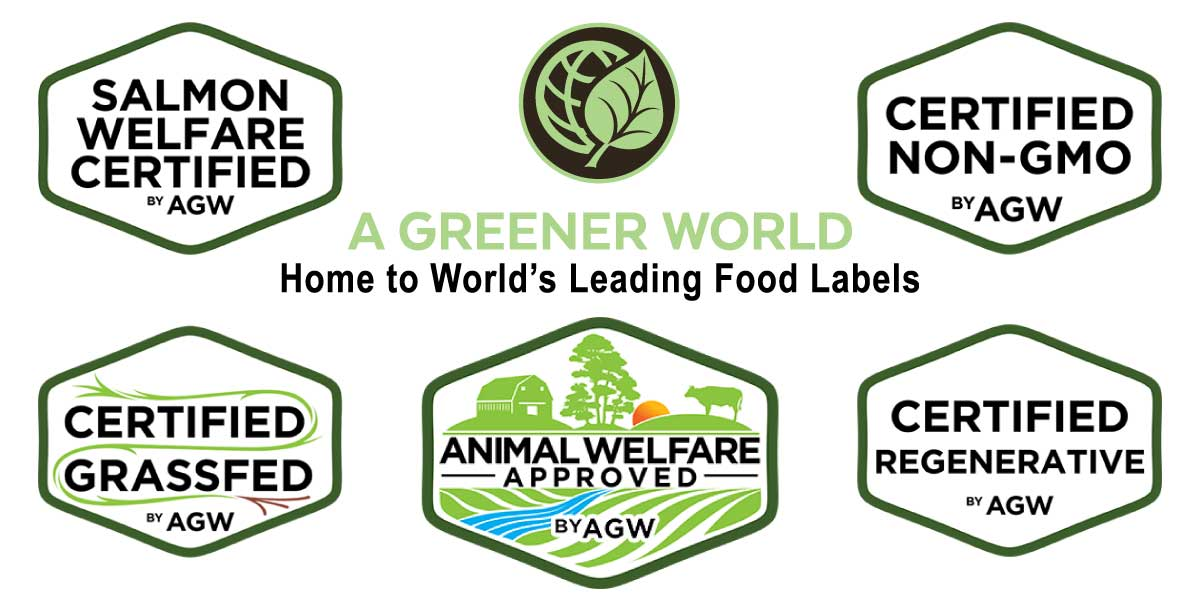 A Greener World - Global Leader in Food Labels