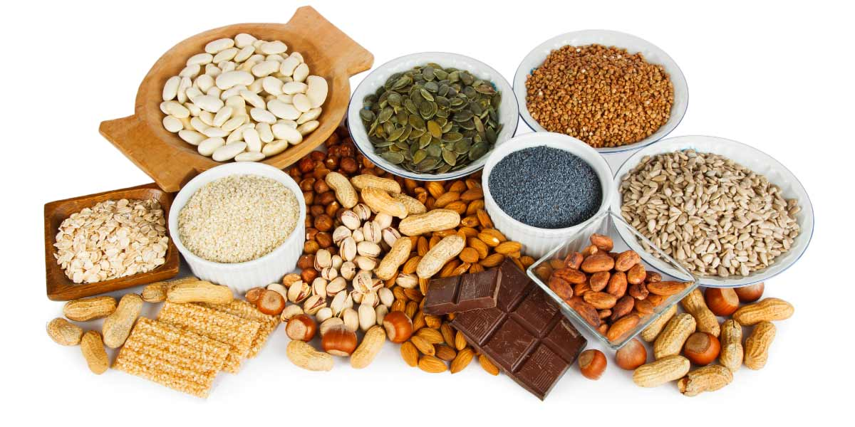 What Foods Contain Polyphenols? Many Nuts, Cocoa, Drupes.