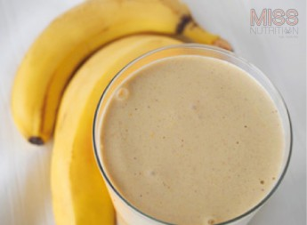 Banana Cream Shake Recipe