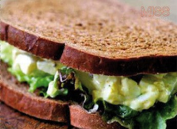 Perfect Egg Salad Sandwich Recipe