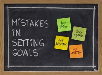 EmJ's tips on GOAL SETTING: The easiest way to make REALISTIC goals!