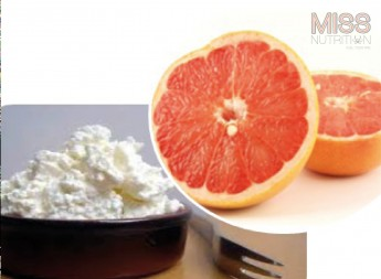 Cottage Cheese and Grapefruit Recipe