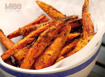 Healthy Home Fries Recipe