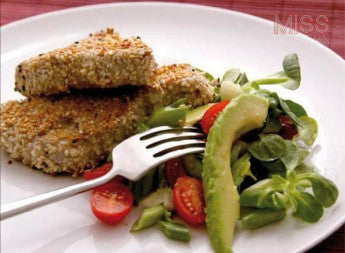 Thyme & Sesame Crusted Fish Recipe