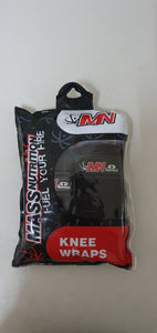 Mass Nutrition Knee Wraps